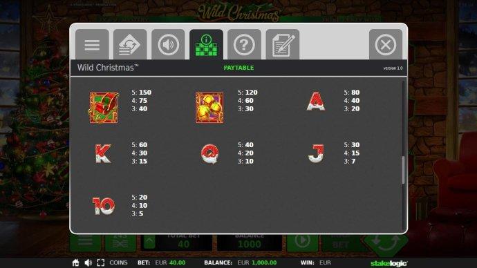 Wild Christmas screenshot