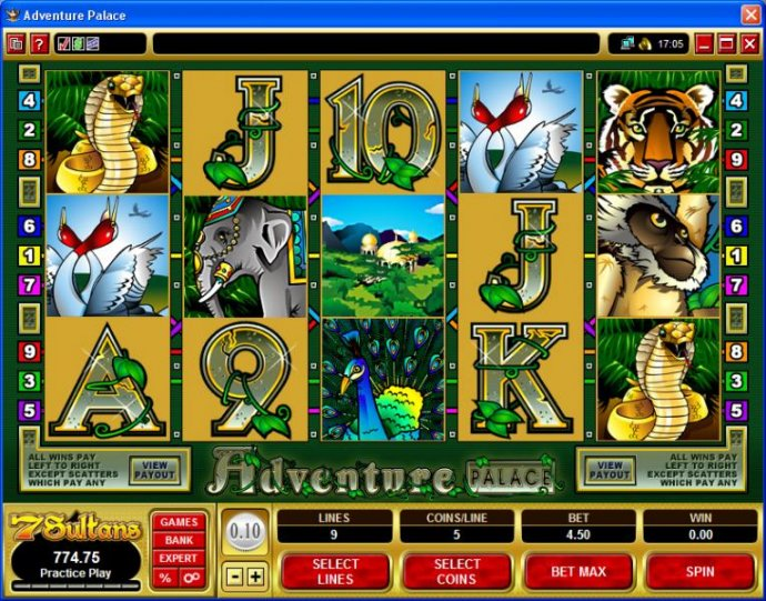 Adventure Palace by No Deposit Casino Guide