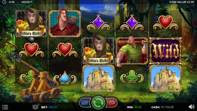 Reel modifier triggered - No Deposit Casino Guide