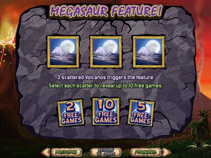Megasaur by No Deposit Casino Guide