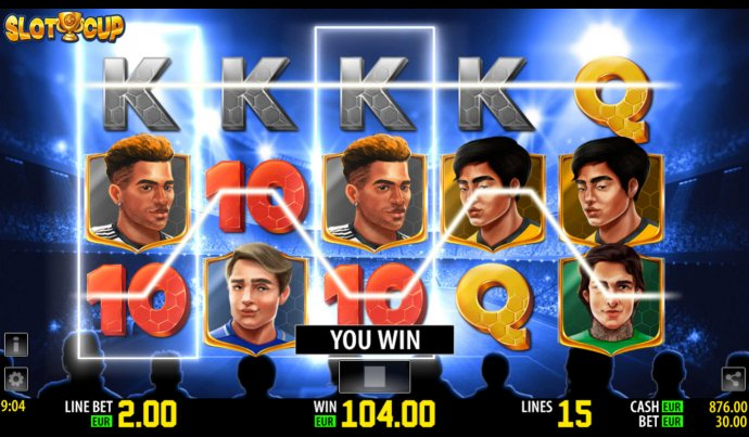 Slot Cup by No Deposit Casino Guide