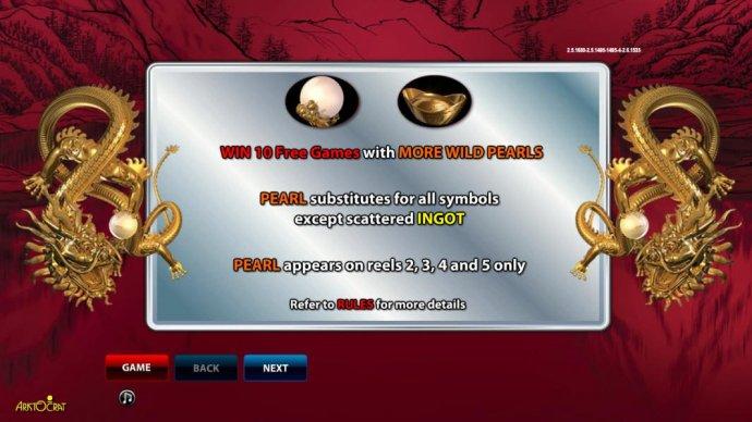 50 Dragons screenshot