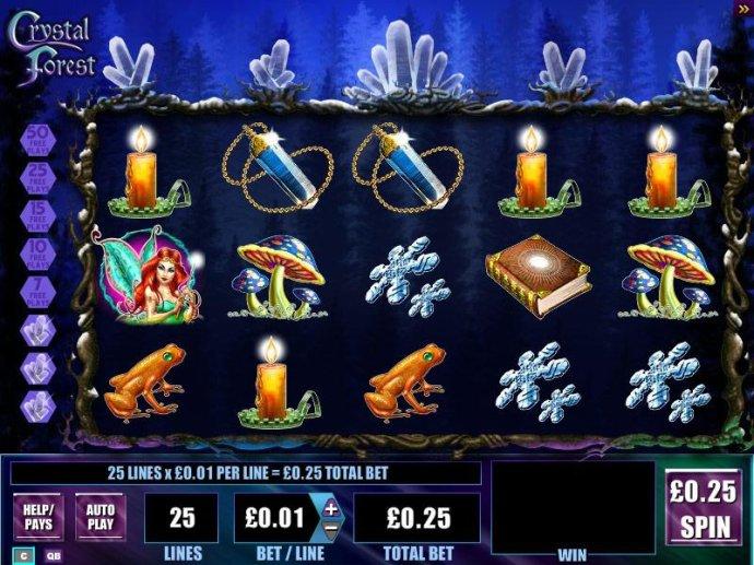 screen image - No Deposit Casino Guide