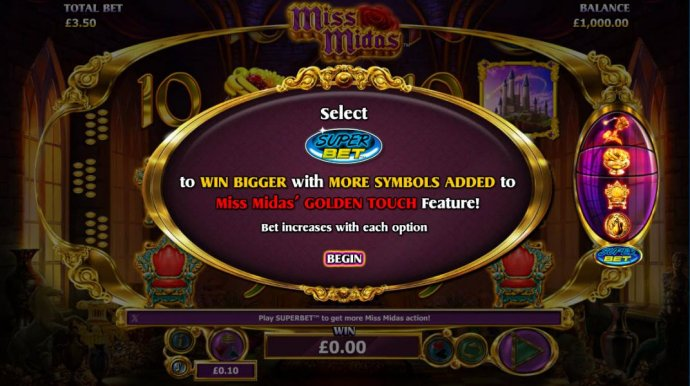 Miss Midas by No Deposit Casino Guide