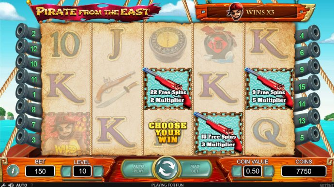 Pick Your Free Spins Feature To Play - No Deposit Casino Guide