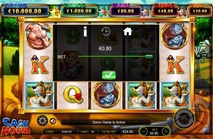 Cash Hound screenshot