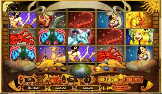 Daily Horoscope screenshot