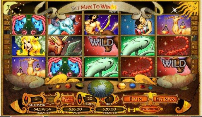 No Deposit Casino Guide image of Daily Horoscope