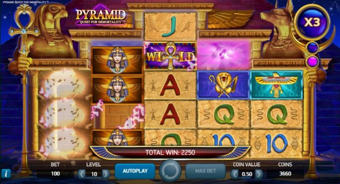 After each winning combination is paid out, symbols are removed and replacement symbols drop in place. - No Deposit Casino Guide