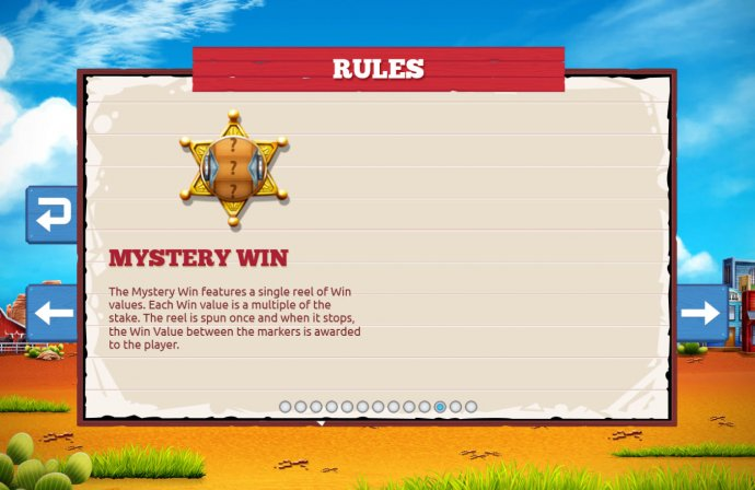 No Deposit Casino Guide - Mystery Win Rules