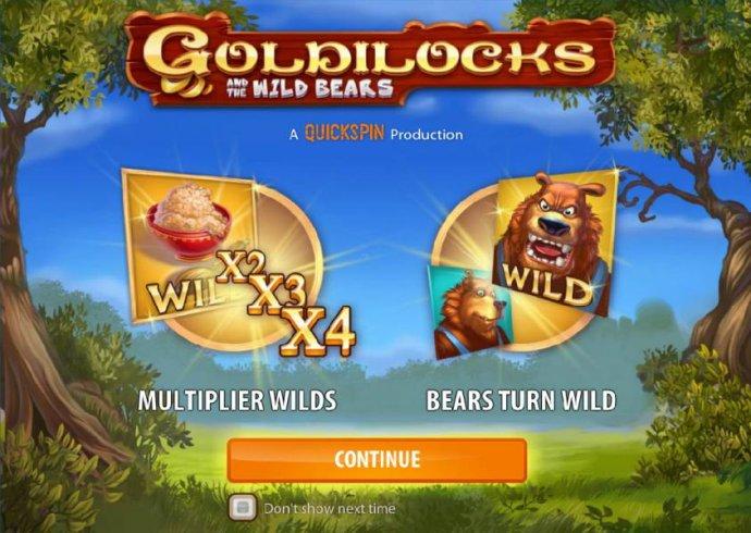 Images of Goldilocks