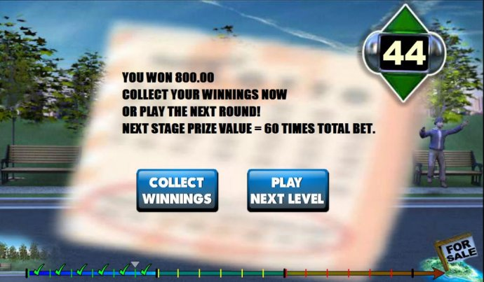 Rags to Riches 20 line by No Deposit Casino Guide