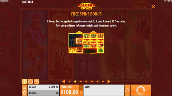 Free Spins Bonus by No Deposit Casino Guide