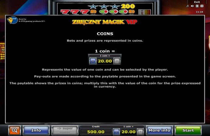 Zreczny Magik VIP screenshot