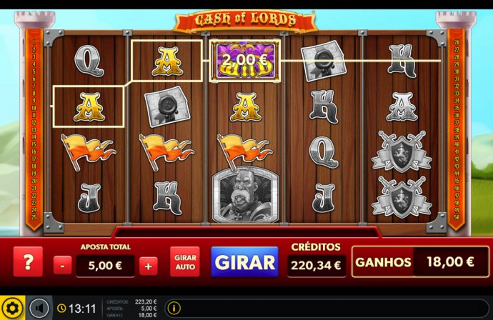 Cash of Lords screenshot