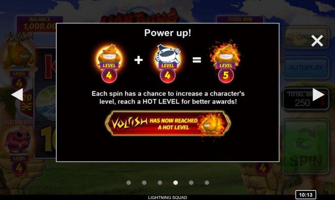 No Deposit Casino Guide image of Lightning Squad