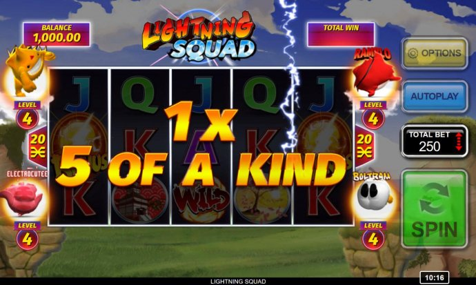 5 of a Kind by No Deposit Casino Guide