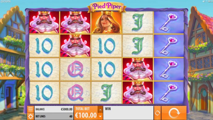 No Deposit Casino Guide image of Pied Piper