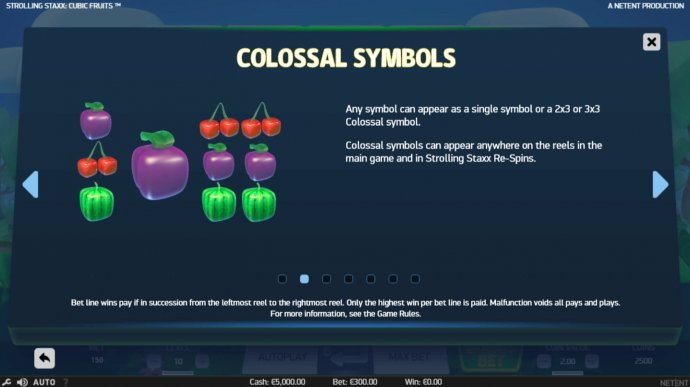 Colossal Symbols by No Deposit Casino Guide