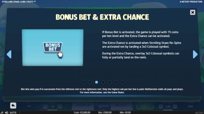 Bonus Bet & Extra Chance by No Deposit Casino Guide