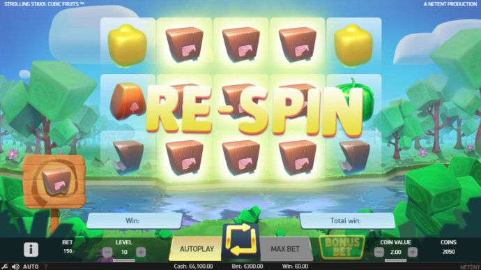 Re-Spin Feature Triggered - No Deposit Casino Guide