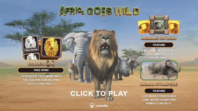 Images of Africa Goes Wild