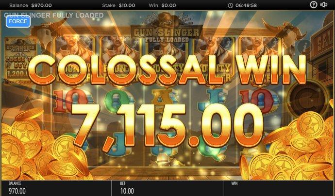 Gun Slinger Fully Loaded by No Deposit Casino Guide