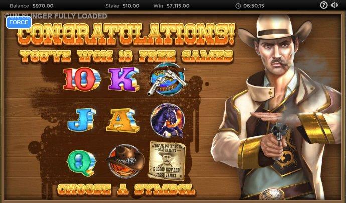 No Deposit Casino Guide - Choose a symbol