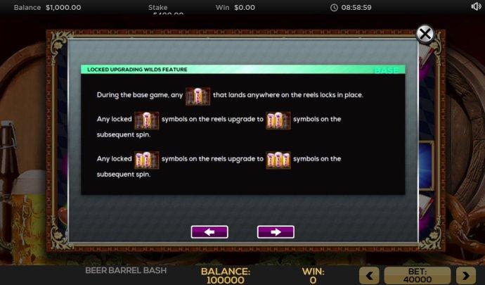 Beer Barrel Bash screenshot