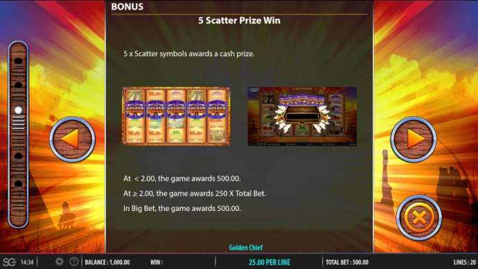 5 Scatter Prize Win Rules - No Deposit Casino Guide