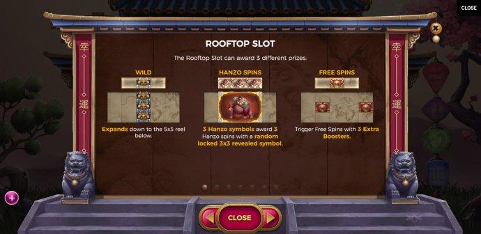 Hanzo's Dojo by No Deposit Casino Guide