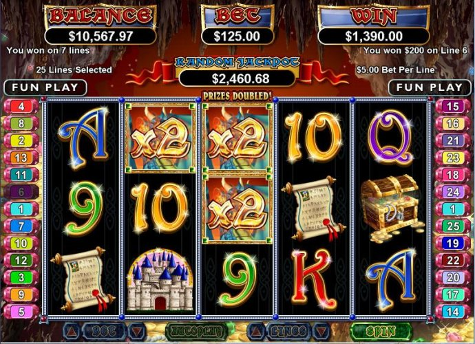 No Deposit Casino Guide image of Mystic Dragon