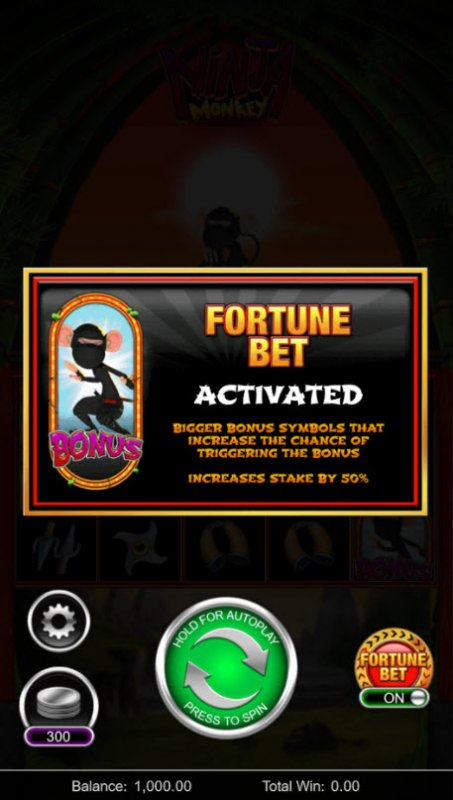 Ninja Monkey by No Deposit Casino Guide