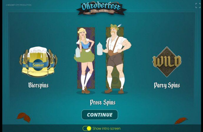 Oktoberfest screenshot