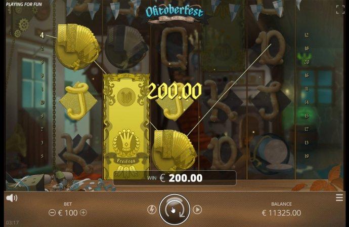 Oktoberfest by No Deposit Casino Guide