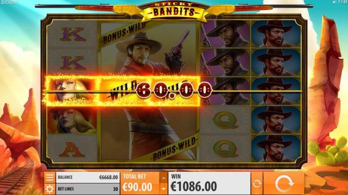 Sticky Bandits screenshot