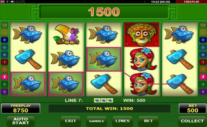No Deposit Casino Guide image of Magic Idol
