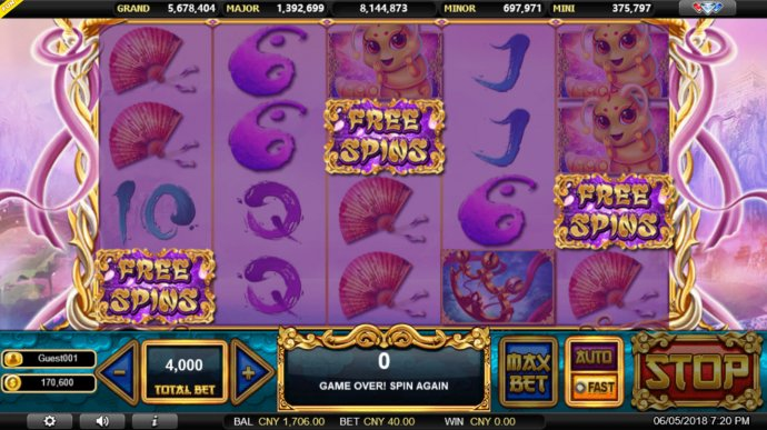 Sacred Relics by No Deposit Casino Guide