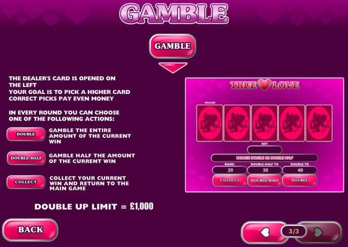 True Love by No Deposit Casino Guide