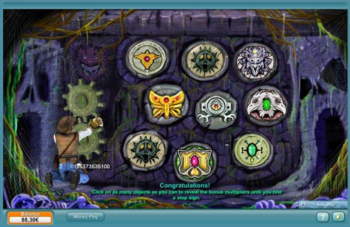 Bonus Feature Game Board - No Deposit Casino Guide