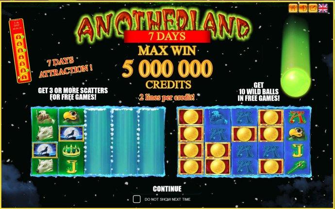 Anotherland 7 Days screenshot