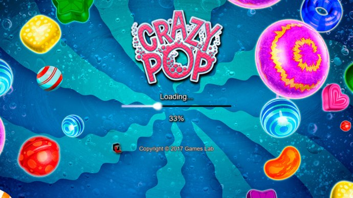 Crazy Pop screenshot