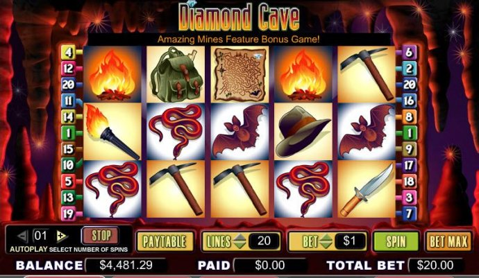Images of Diamond Cave