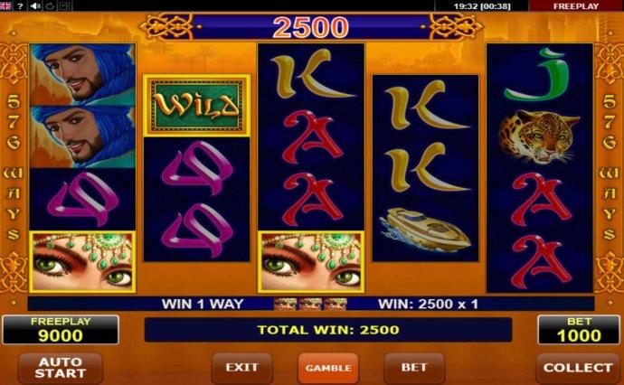 No Deposit Casino Guide image of Golden Book