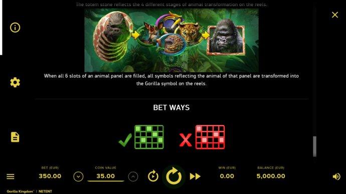 Gorilla Kingdom screenshot