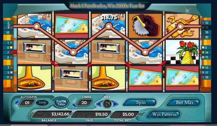 No Deposit Casino Guide image of Reel Renovations