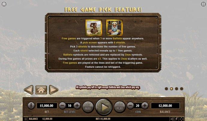 No Deposit Casino Guide image of Sparta