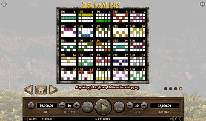 Sparta screenshot