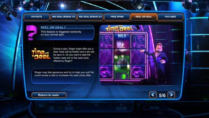 No Deposit Casino Guide - Reel or Deal Game Rules