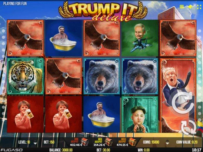 Trump It Deluxe screenshot